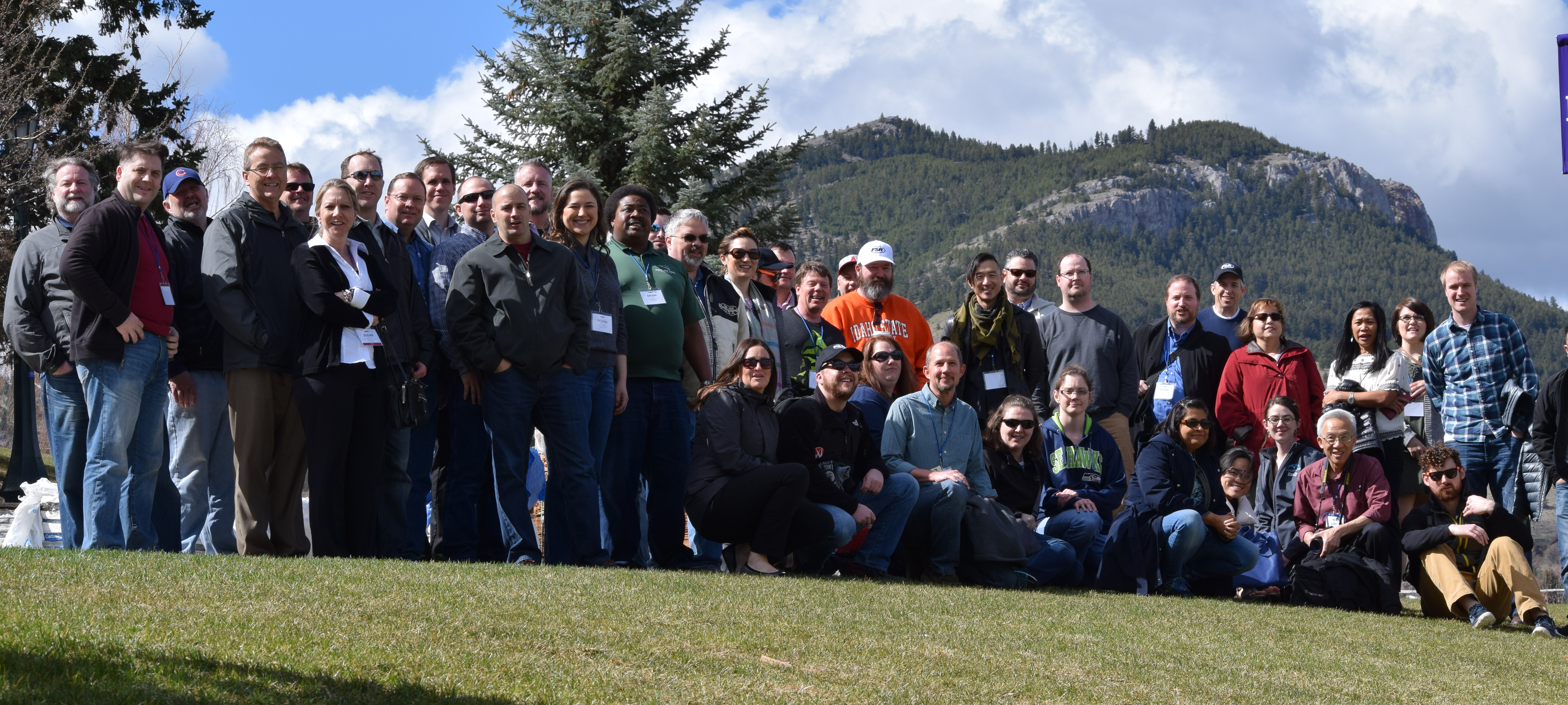 NW/MET 2017 Group Picture