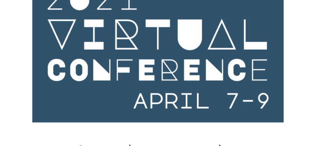 Announcing the 2021 Virtual Conference!