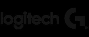 Logitech logo links to site